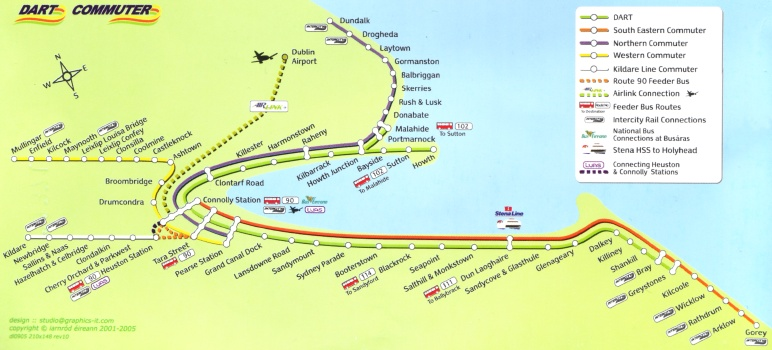 Missing DART/Commuter Maps - Rail Users Ireland Forum on