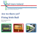 Rail Users Ireland Policies
